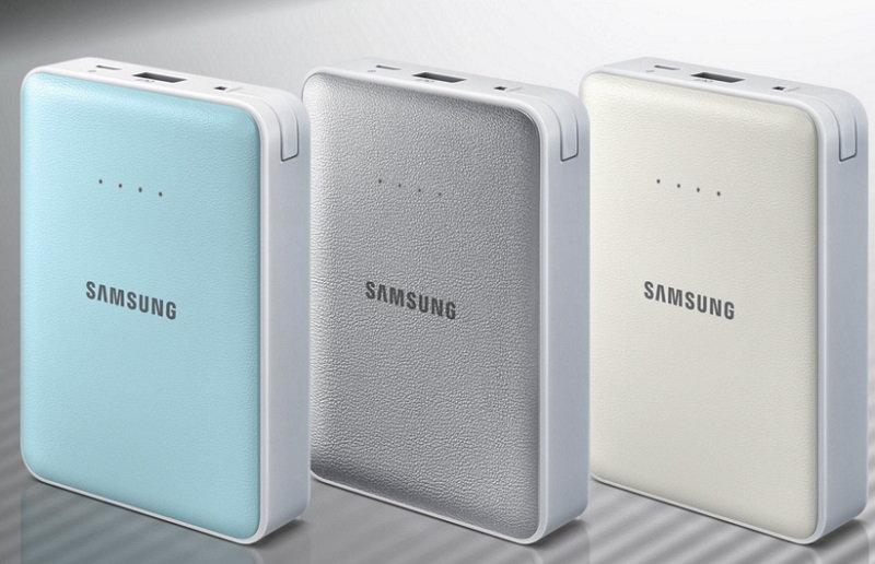 Samsung 8400mAh 極簡版 三星原廠 行動電源
