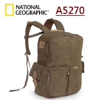 國家地理包 National Geographic 正成公司貨 NG A5270 - 中型雙肩後背包 AFRICA 非洲系列