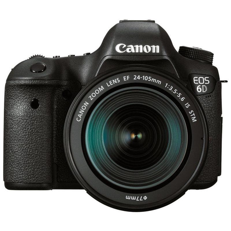 ◎相機專家◎ Canon EOS 6D KIT 含24-105mm STM 全片幅 登錄送好禮 彩虹公司貨