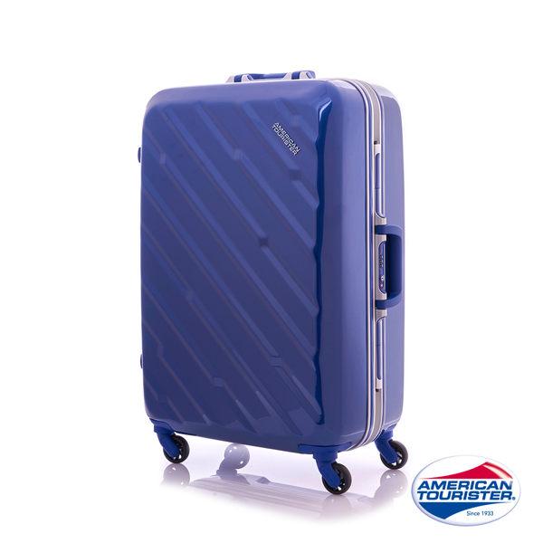 【加賀皮件】AT 美國旅行者 ZEOLITE系列 多色 26吋 鋁框硬殼 旅行箱 行李箱 I55