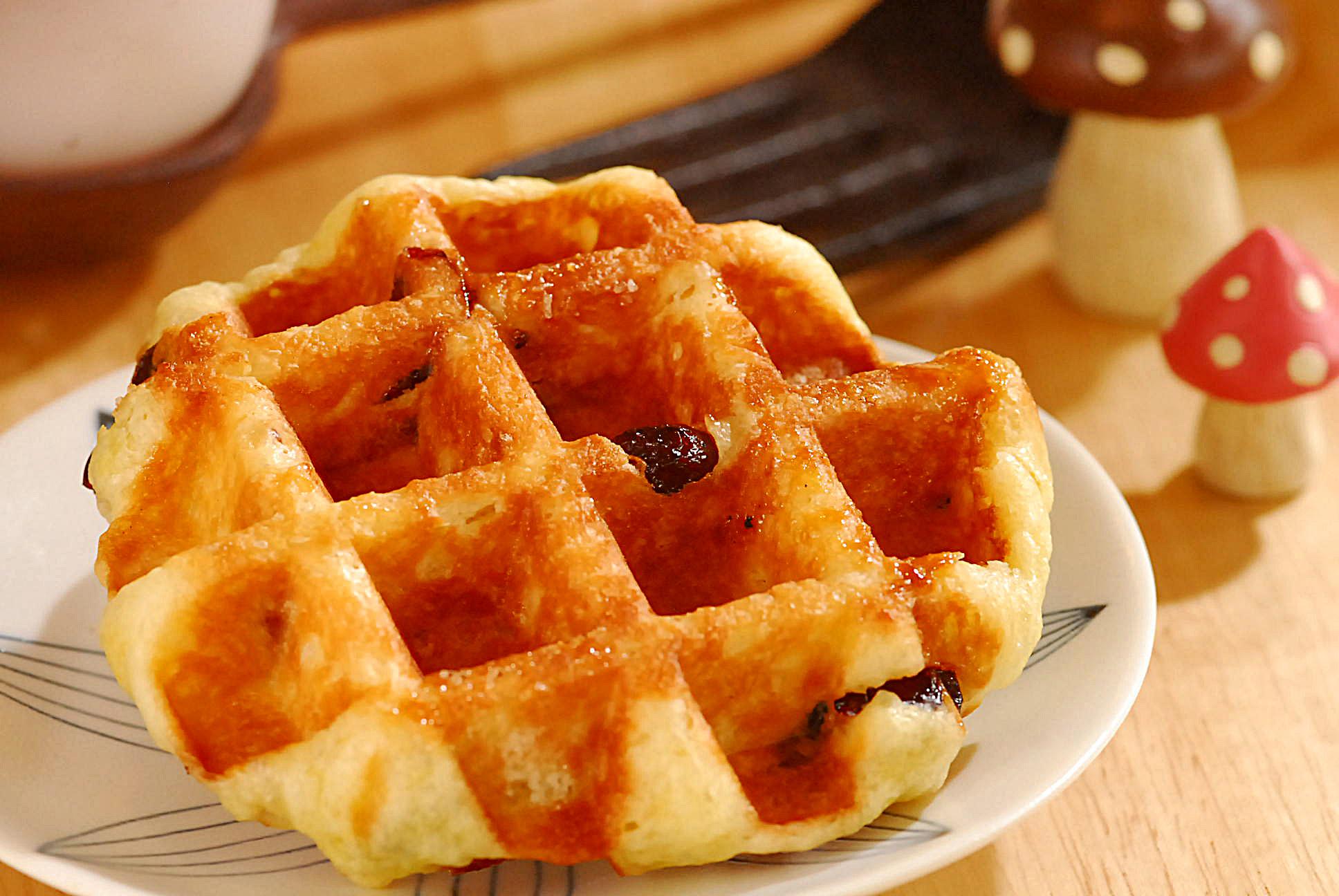 比利時列日鬆餅 -蔓越莓 Cranberry 7入/盒