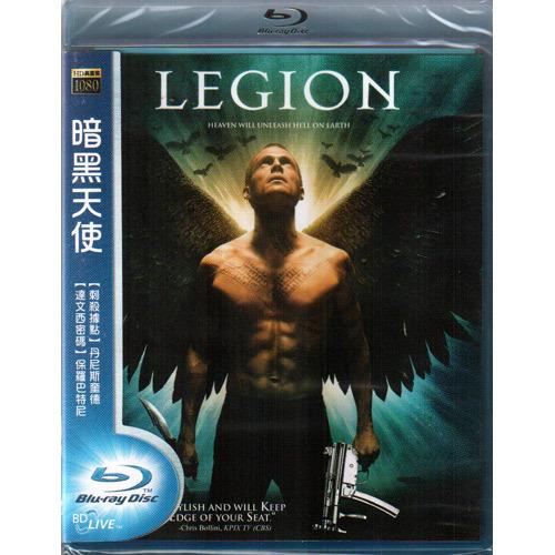 暗黑天使 藍光BD Legion刺殺據點明天過後丹尼斯奎德達文西密碼網住愛情保羅貝特尼 (音樂影片購)