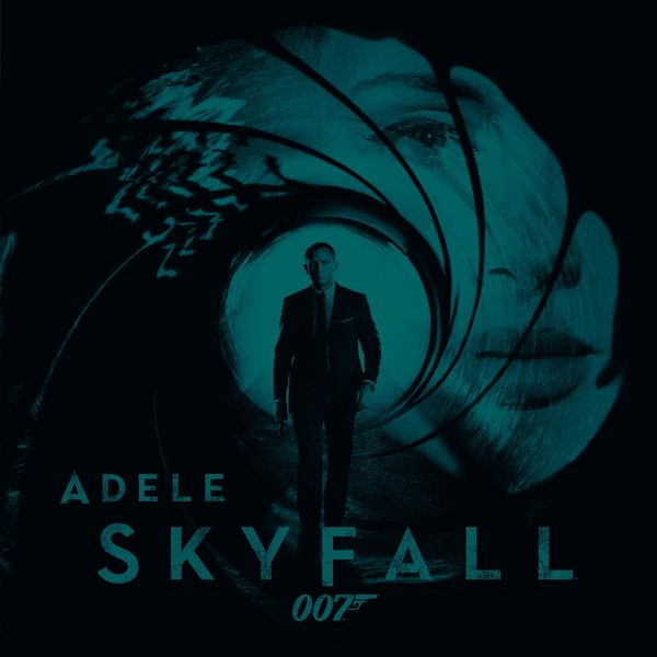 愛黛兒 007:空降危機 CD 獨家加贈【007:空降危機】單曲折頁海報!(音樂影片購)