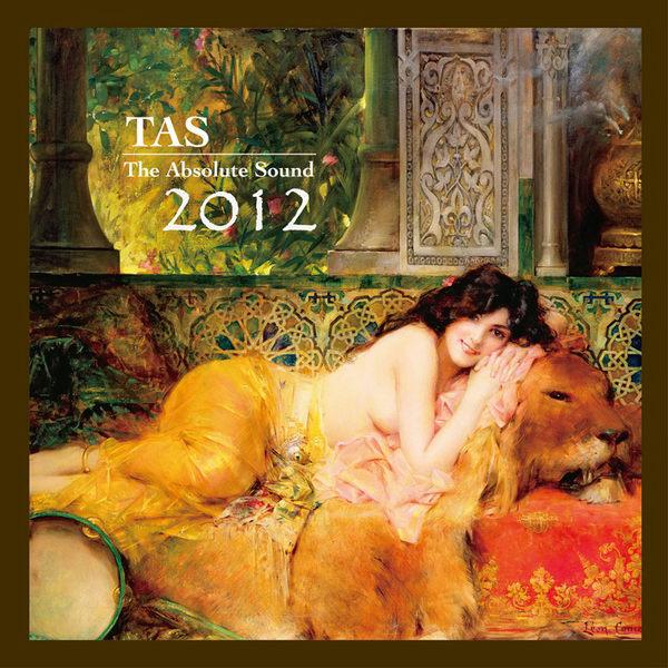 絕對的聲音TAS 2012 SACD (音樂影片購)
