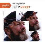 彼得席格 巨星金曲精選 CD Pete Seeger Playlist: The Very Best Of Pete Seeger 巴布狄倫 (音樂影片購)
