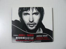 詹姆仕 布朗特 傳奇時刻 現場演唱 DVD附CD James Blunt Chasing Time The Bedlam Sessions (音樂影片購)