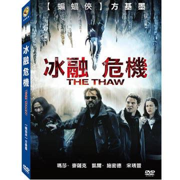 冰融危機 DVD The Thaw 亞歷山大帝神鬼至尊蝙蝠俠3爆裂警官時空線索方基墨 (音樂影片購)