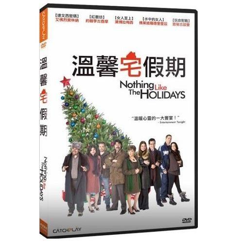 溫馨宅假期DVD Nothing Like the Holidays達文西密碼艾佛烈莫林納紅磨坊約翰李古查摩(音樂影片購)
