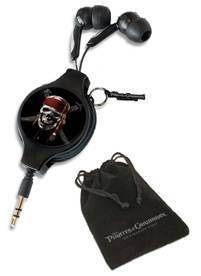 可收納式耳機 神鬼奇航幽靈海專屬