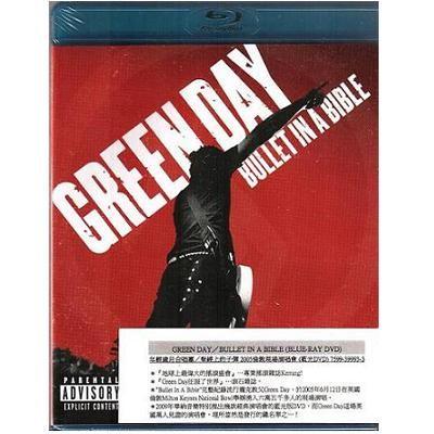 年輕歲月合唱團 聖經上的子彈2005倫敦現場演唱會 藍光BD GREEN DAY BULLET IN A BIBLE