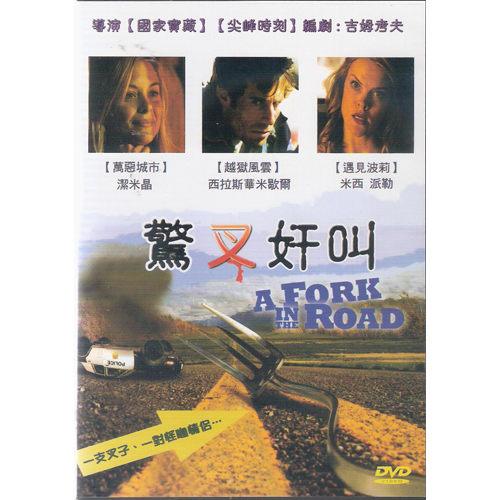 驚叉奸叫 DVD A Fork In The Road 萬惡城市Jaime King越獄風雲Silas Weir Mitchell (音樂影片購)