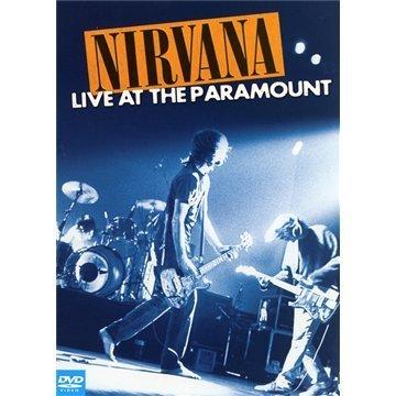 超脫合唱團 派拉蒙經典現場DVD Nirvana Live At The Paramount 生涯唯一紀錄經典演出(音樂影片購)