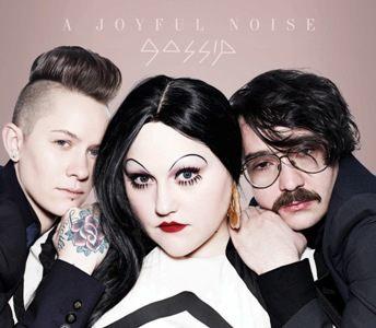 緋聞女王 極樂世界 CD Gossip A Joyful Noise 搖滾龐克重量女伶 復古迪斯可樂團 (音樂影片購)
