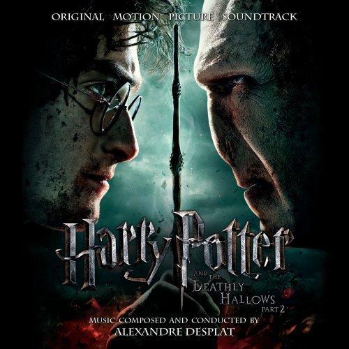 哈利波特 死神的聖物II 電影原聲帶CD OST (音樂影片購)