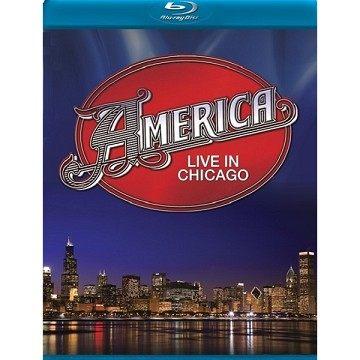 亞美利加合唱團 - 芝加哥現場演唱會實錄 藍光BD America: Live In Chicago (音樂影片購)