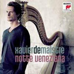 薩米耶狄梅斯特 威尼斯之夜 CD Xavier De Maistre Notte Veneziana 韋瓦第阿爾比諾尼 (音樂影片購)