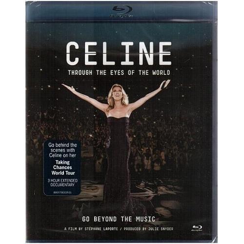 席琳狄翁 萬眾矚目世界巡演紀實電影 藍光BD / Celine Dion Through The Eyes Of The World