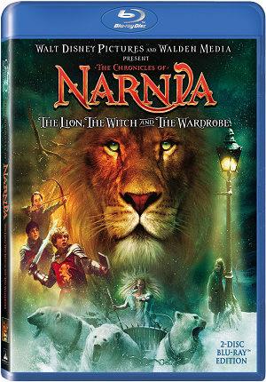 納尼亞傳奇:獅子、女巫、魔衣櫥 (雙碟版)BD 藍光(音樂影片購)