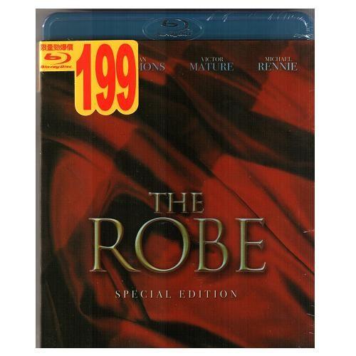 聖袍千秋 特別版 藍光BD The Robe Special Edition 1953年出品彩色經典史記電影 (音樂影片購)