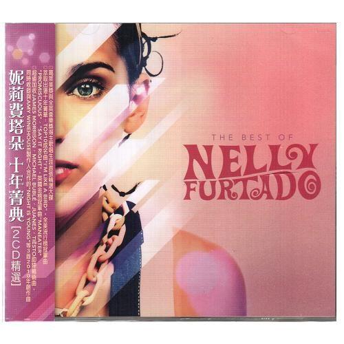 妮莉費塔朵 十年菁典 精選雙CD Nelly Furtado The Best Of Nelly Furtado 2CD十年經典(音樂影片購)