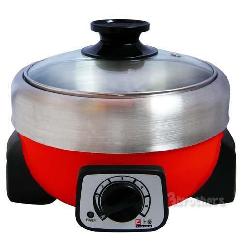 ★展示品★ 上豪 3.5L 火烤多功能料理鍋 EC-3510 **免運費**