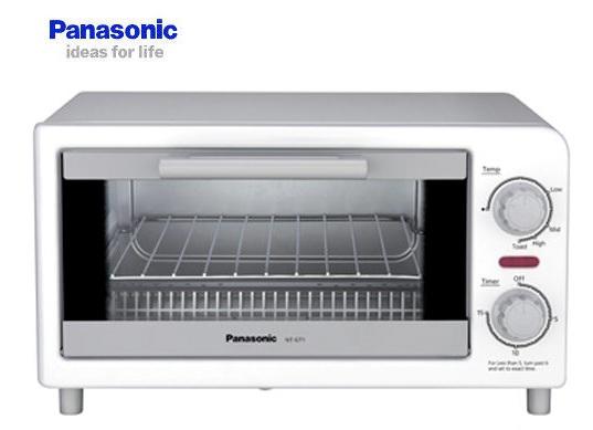 Panasonic 國際牌 強火高效率 4段火力調節,火力隨食而變烤箱 NT-GT1T / NTGT1T **免運費**