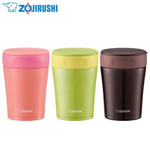 ZOJIRUSHI 象印 0.36L可分解杯蓋不鏽鋼真空燜燒杯 SW-GA36 **免運費**