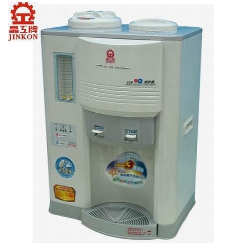 100%台灣製造 晶工牌 10.3公升 溫熱全自動開飲機 JD-3623 **免運費**