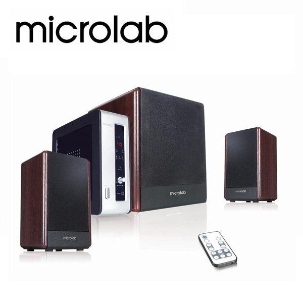[天天3C] Microlab FC530 四件式 2.1聲道多媒體音箱系統