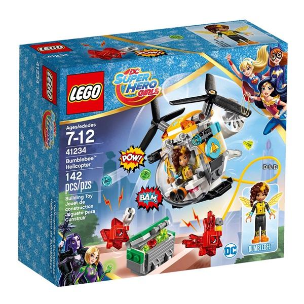 樂高積木LEGO《 LT41234 》2017年DC SUPER HERO Girls -Bumblebee? Helicopter