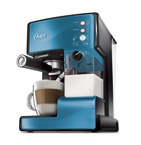 OSTER 美國 BVSTEM6602B 奶泡大師義式咖啡機PRO升級版