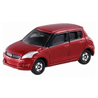 【 TOMICA 】TM036 SUZUKI SWIFT