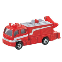 【 TOMICA 】TM074 RESCUE TRUCK Ⅲ TYPE