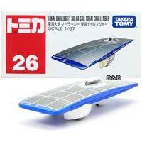 【 TOMICA 】TM 026 東海大學太陽能車
