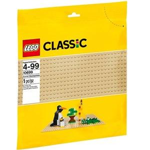 樂高積木 LEGO《 LT10699》2015 年 基本顆粒系列- 沙色底板