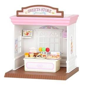 【 EPOCH 】森林家族-森林甜點小屋