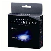 《 Nano Block 迷你積木 》NB - 011 LED 底座