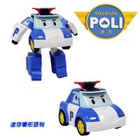 【 POLI 波力 】變形車系列 - 迷你變形波力