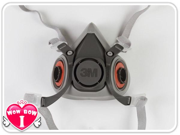 ?愛挖寶?【3M-6200】半面罩 防毒口罩 防毒面具 可搭配多種濾罐