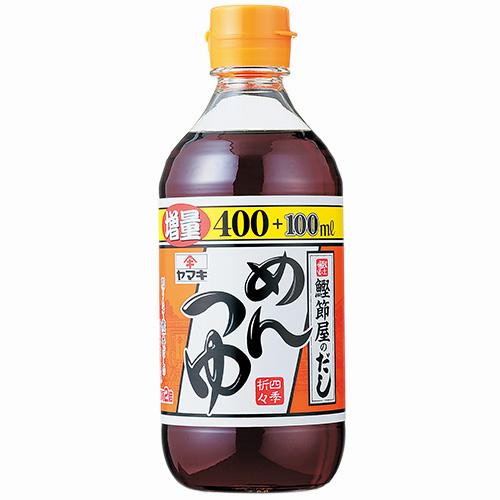 雅媽吉麵之友濃縮風味醬油(500ml)