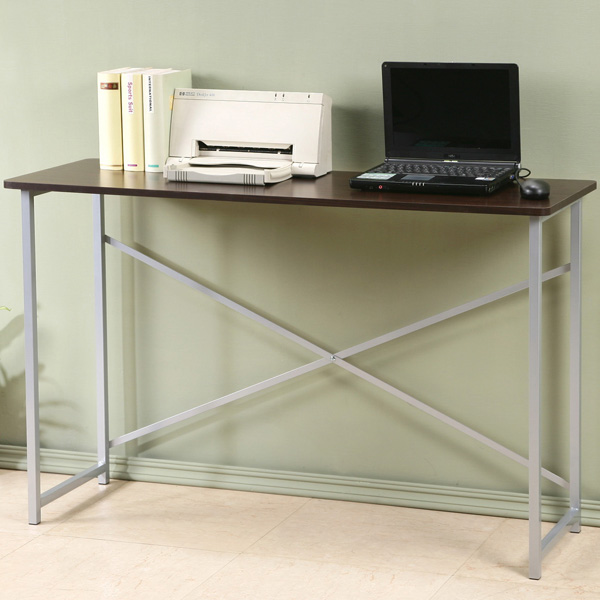 YoStyle 超值工作桌-寬120公分(胡桃色) 書桌 電腦桌 辦公桌 事務桌