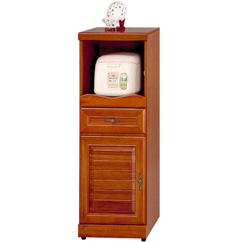 Yostyle 樟木1.4尺收納櫃/櫥櫃/餐櫃/置物櫃