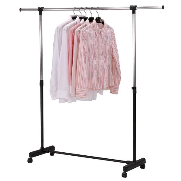 Yostyle 大4尺伸縮單桿衣架 衣櫃 收納架 置物架