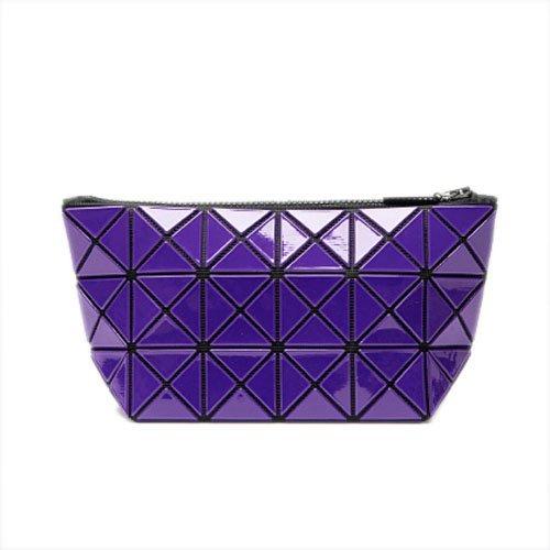 【真愛日本】15061200002 BAOBAO化妝包-亮紫 BAO BAO ISSEY MIYAKE 三宅一生 收納包 萬用包 限量 正品