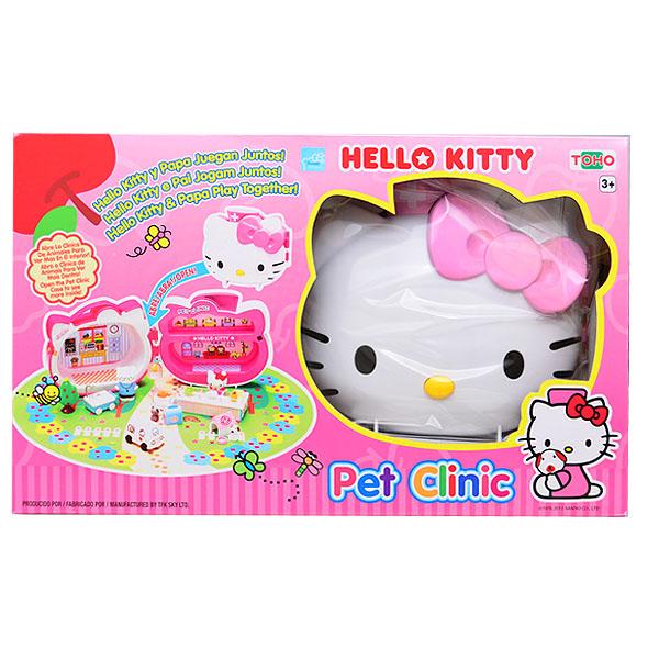 【Hello Kitty】KT 手提寵物診所 KT18044
