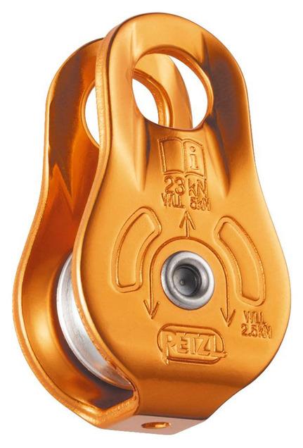 【鄉野情戶外用品店】 Petzl |法國| FIXE 滑輪/固定式滑輪/P05W