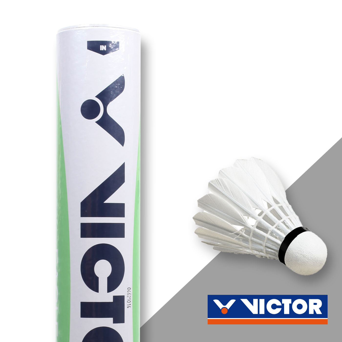 VICTOR B14小鷹級羽球粉綠標 (羽毛球 勝利【99300379】≡排汗專家≡