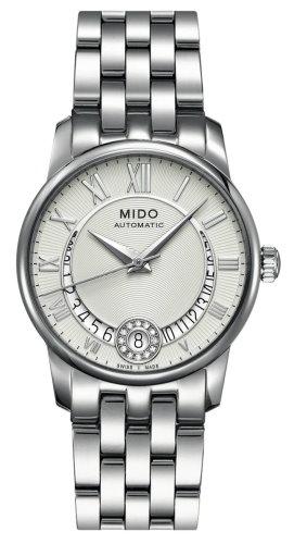 MIDO Baroncelli 永恆系列真愛無敵鑽錶/33mm/M0072071103800