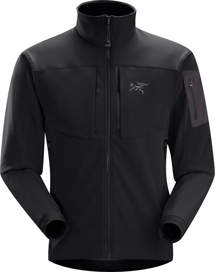 Arcteryx 始祖鳥 Gamma MX 軟殼外套/軟殼衣/登山外套 19276 烏鶇黑
