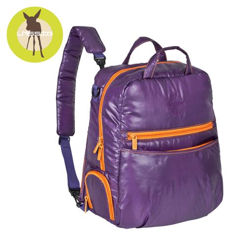 【安琪兒】德國【Lassig】輕感羽量後背空氣包(薰衣草紫)